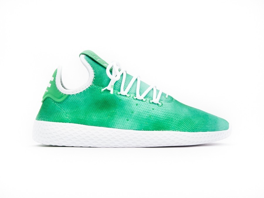adidas Pharrell Williams Hu Holi Tennis Green