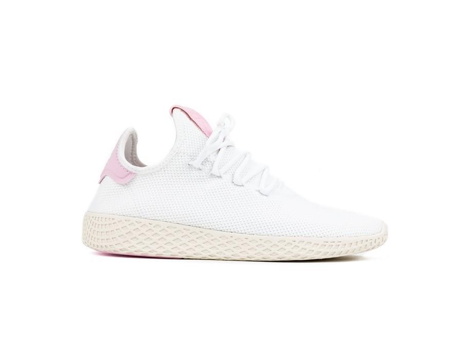 adidas Pharrell Williams Tennis Hu W Ftwbla-Ftwbla-Blatiz