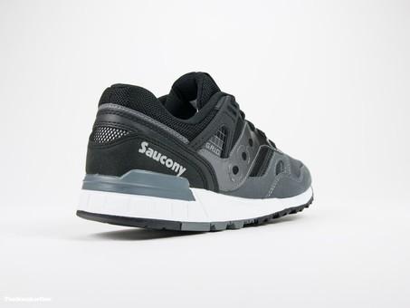 Saucony Grid SD Black/Grey-S70217-3-img-3