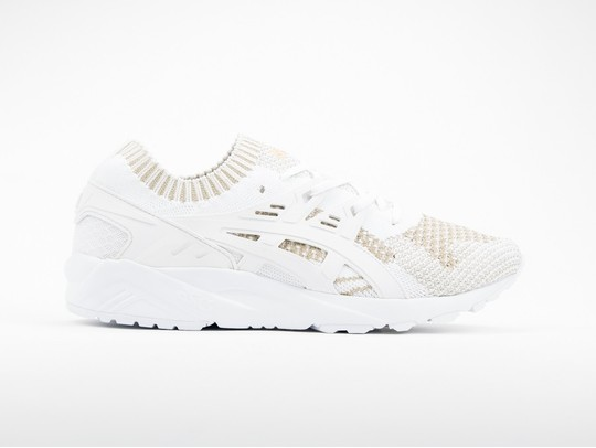 Asics Gel Kayano Trainer Knit White-HN7R0-0101-img-1