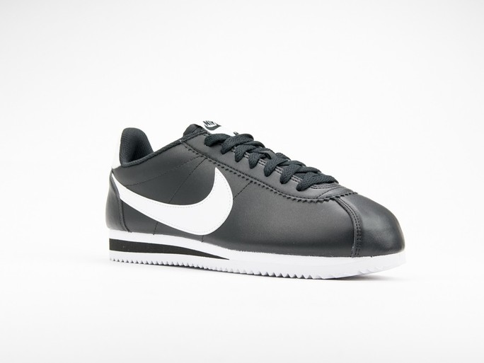 Nike Classic Cortez Leather Black Wmns-807471-010-img-2