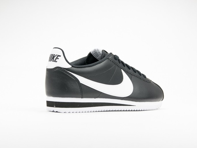 Nike Classic Cortez Leather Black Wmns-807471-010-img-3