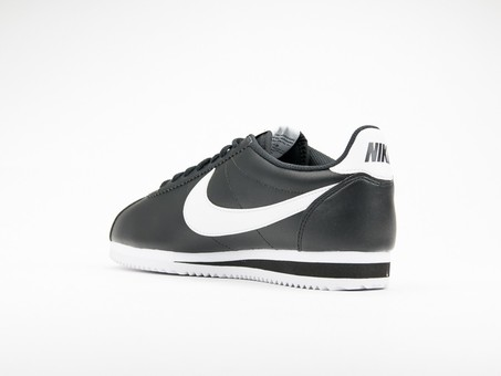 Nike Classic Cortez Leather Black Wmns-807471-010-img-4