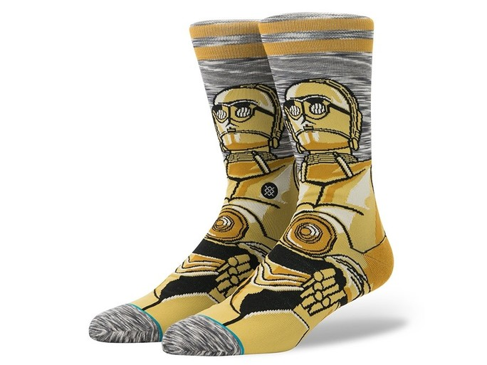 STANCE ANDROID STAR WARS-M545D17AND-GRY-img-1