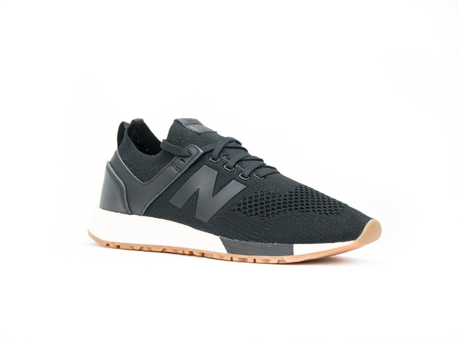 Reebok Classic Leather Lux Horween Black