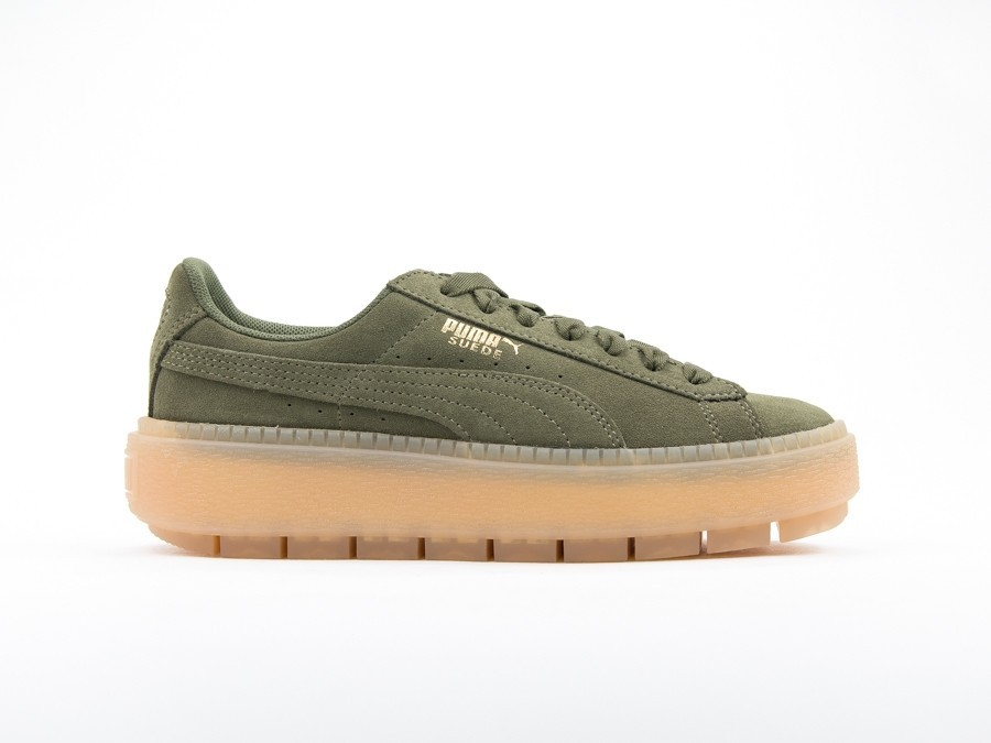 Puma Suede Platform Trace Green Wmns-365830-03-img-1