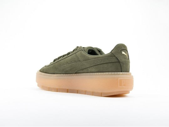 Puma Suede Platform Trace Green Wmns-365830-03-img-4