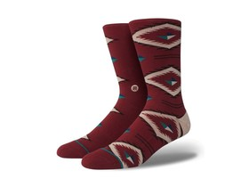Calcetines Stance Burke-M545A18BUR-RED-img-1