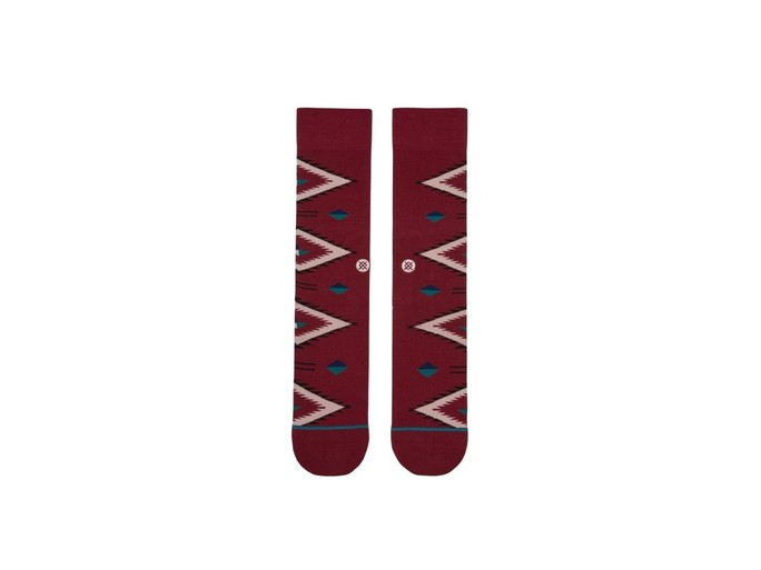 Calcetines Stance Burke-M545A18BUR-RED-img-2