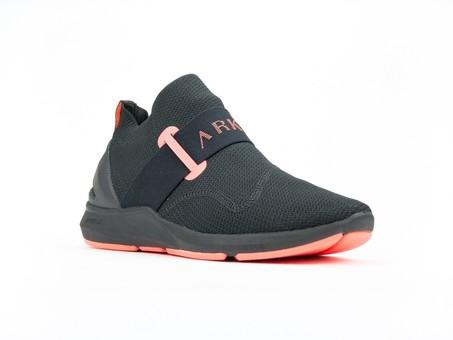 Arkk Spyqon Fg Future H-X1 Black Neon Coral - Men-SL2200-9908-M-img-2