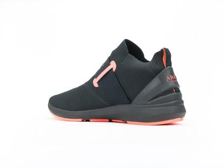 Arkk Spyqon Fg Future H-X1 Black Neon Coral - Men-SL2200-9908-M-img-4