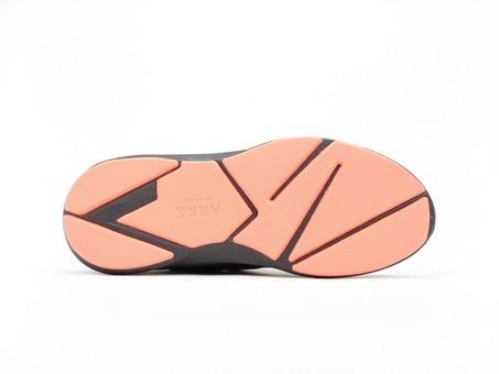 Arkk Spyqon Fg Future H-X1 Black Neon Coral - Men-SL2200-9908-M-img-6