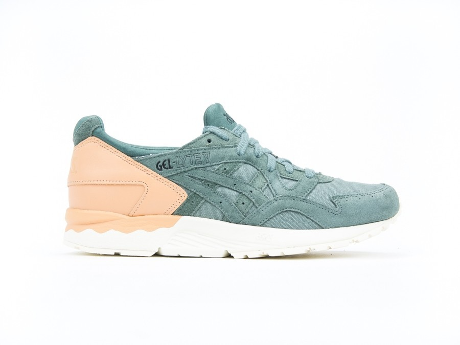 pretty nice 46f82 080be Asics Gel Lyte V Dark Forest