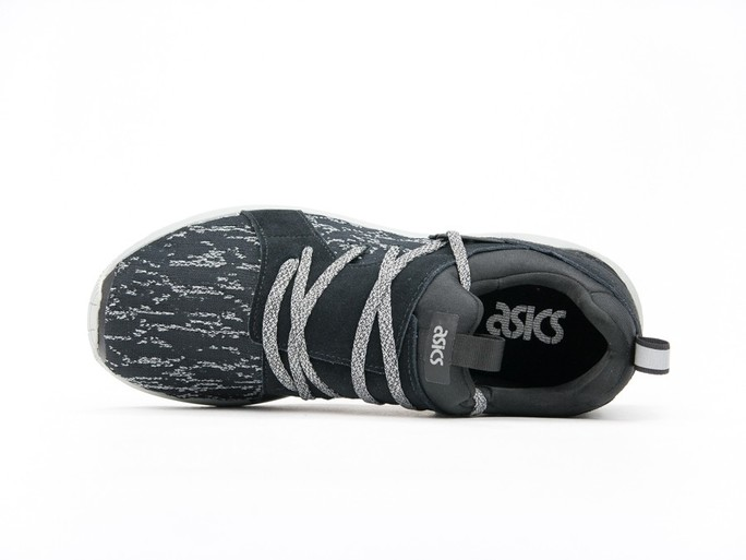 Asics Gel Lyte V Sanze Knit Black-H848N-9090-img-5