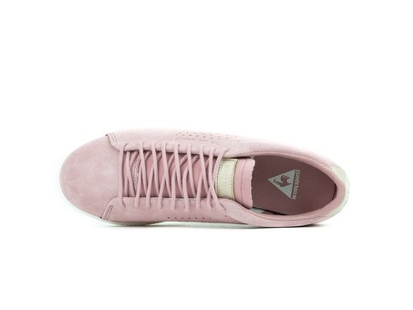 LE COQ SPORTIF CHARLINE SUEDE ASH ROSE-1810060-img-5