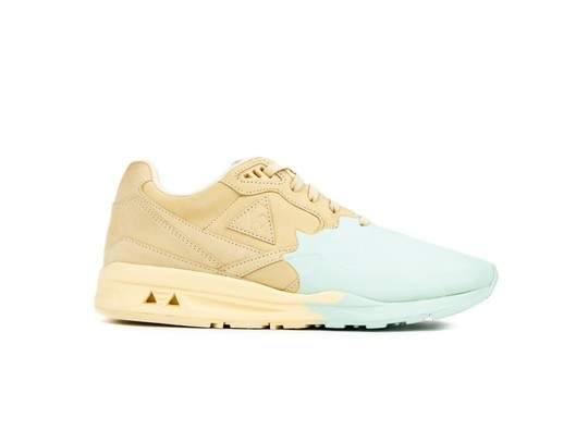 LE COQ SPORTIF LCS R800 NUBUCK DOUBLE CREAM/MISTY-1810289-img-1