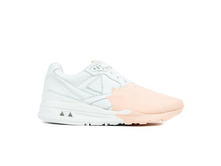 LE COQ SPORTIF LCS R800 LEATHER OPTICAL WHITE/SCAL-1810291-img-1