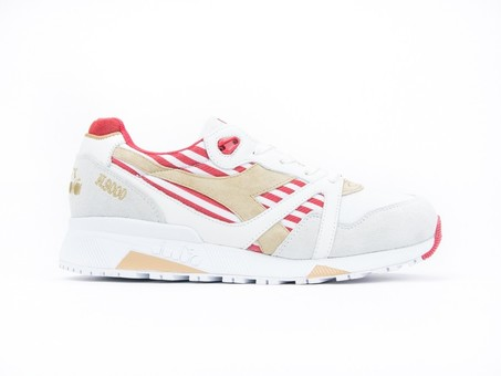 Diadora N9000 Mii White /Red