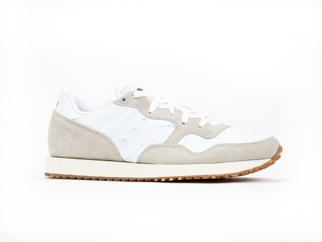 SAUCONY DXN TRAINER VINTAGE WHITE GUM-S70369-17-img-1