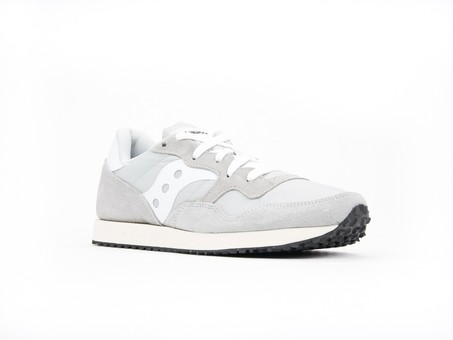SAUCONY DXN TRAINER VINTAGE GREY WHITE-S70369-4-img-2