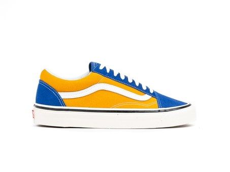 Vans Old Skool 36 DX Anaheim Factory Yellow-VA38G2R1V-img-1