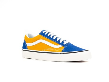 Vans Old Skool 36 DX Anaheim Factory Yellow-VA38G2R1V-img-2