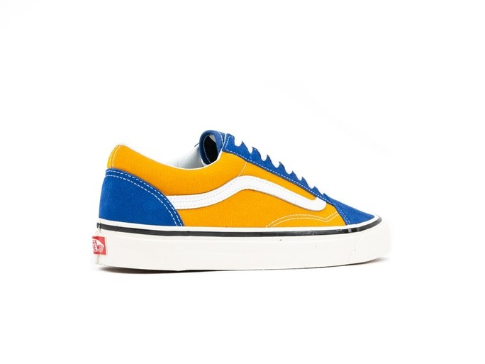 Vans Old Skool 36 DX Anaheim Factory Yellow-VA38G2R1V-img-3