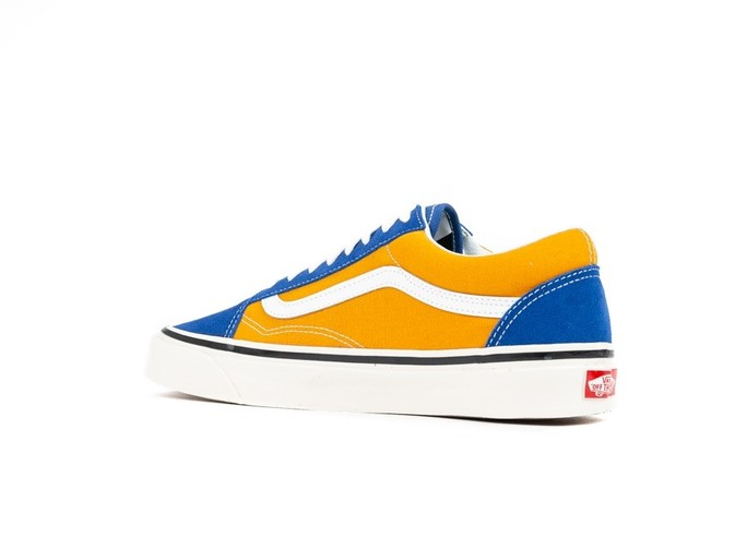 Vans Old Skool 36 DX Anaheim Factory Yellow-VA38G2R1V-img-4