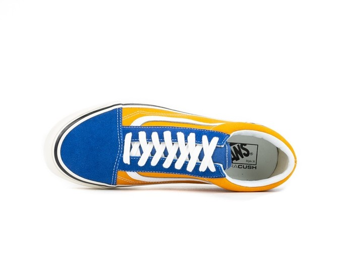 Vans Old Skool 36 DX Anaheim Factory Yellow-VA38G2R1V-img-5