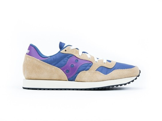 Saucony Dxn Trainer Vintage White Purple-S70369-19-img-1