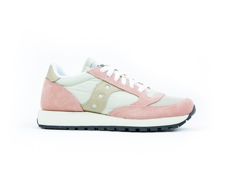 Saucony Jazz O Vintage Tan Muted Clay-S60368-31-img-1