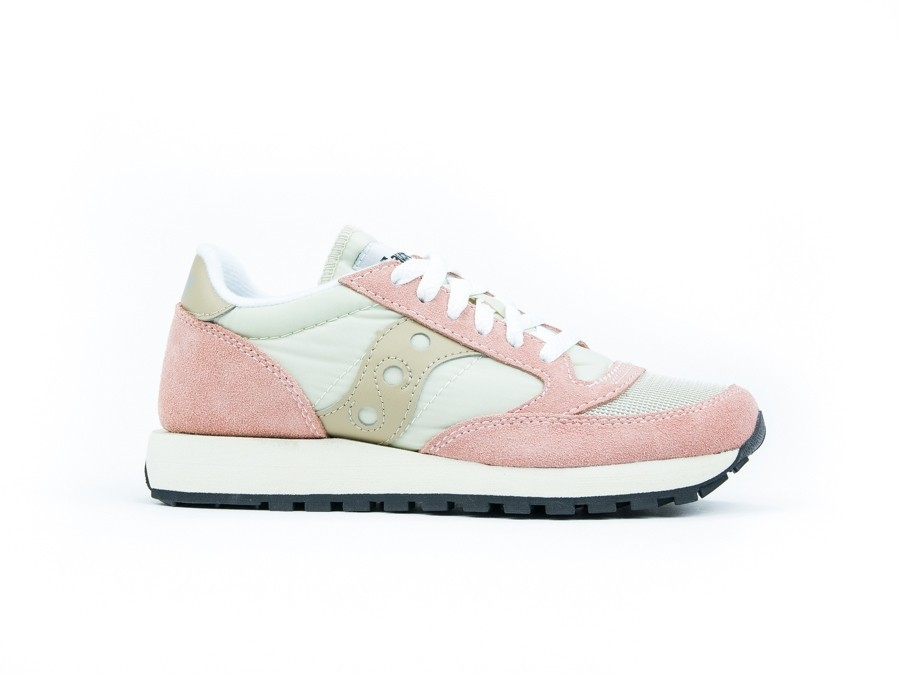 Saucony Jazz O Vintage Tan Muted Clay