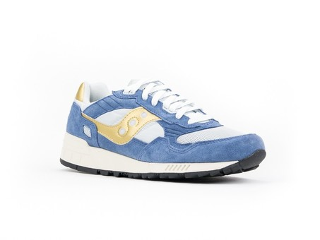 SAUCONY SHADOW 5000 VINTAGE BLUE GOLD GRAY-S70404-2-img-2
