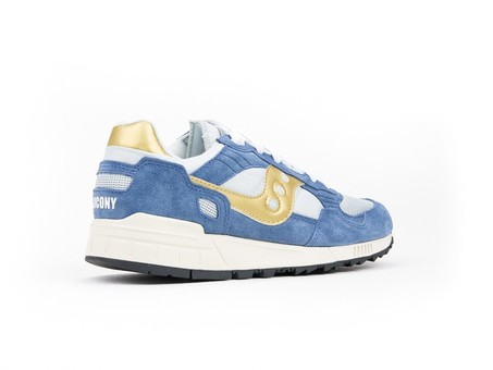 82792d255a3e SAUCONY SHADOW 5000 VINTAGE BLUE GOLD GRAY - S70404-2 - TheSneakerOne