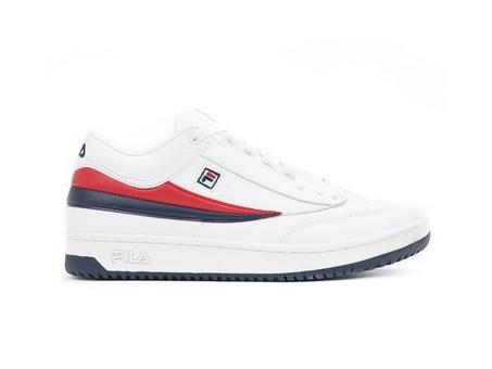 Fila T1 Mid White Red Blue-1VT13037-img-1