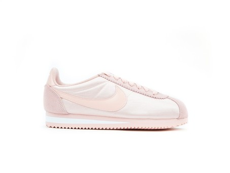 NIKE CLASSIC CORTEZ NYLON  WOMEN CORAL STARDUST CORAL STARDUST-WHITE-749864-606-img-1