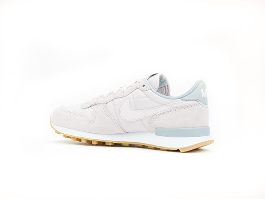 new style f677b a01ac ... NIKE INTERNATIONALIST WOMEN BARELY ROSE BARELY ROSE-WOLF GREY-WHITE- 828407-612 ...