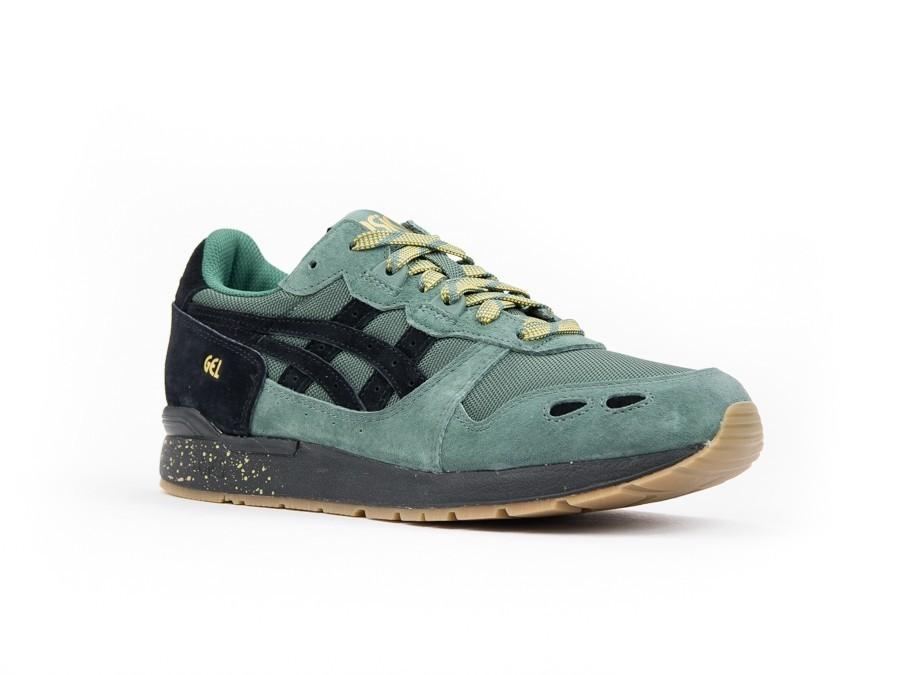 size 40 5c1d8 99c14 ASICS GEL-LYTE DARK FOREST BLACK - H8D2L-8290 - TheSneakerOne