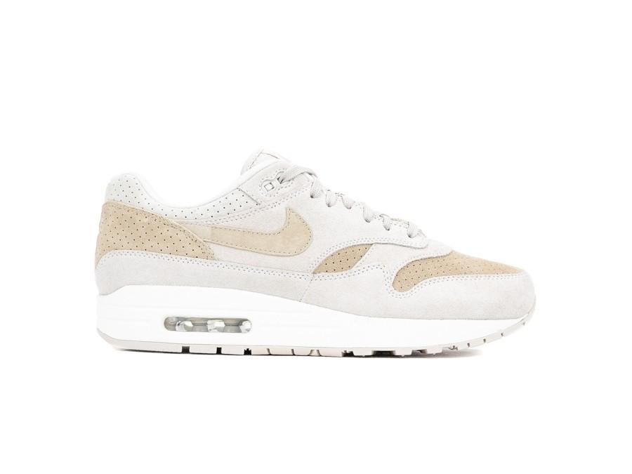Nike Air Max 1 Premium Desert SandSail Sneaker