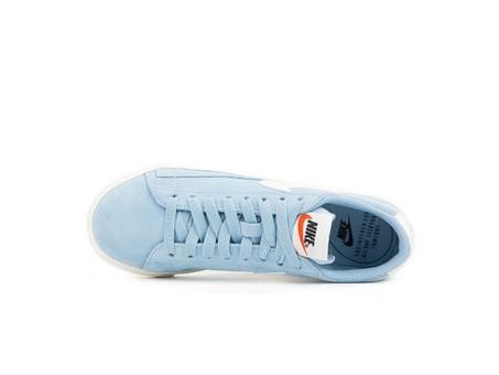 NIKE BLAZER LOW   WOMEN  LECHE BLUE SAIL-SAIL-AA3962-404-img-5