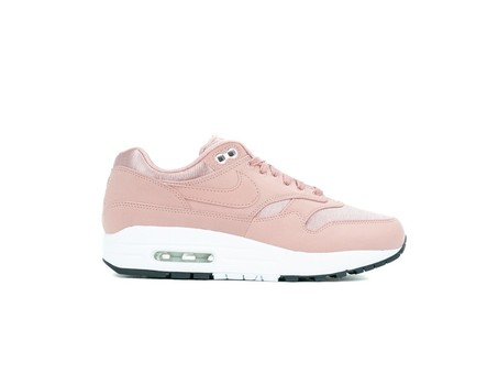NIKE AIR MAX 1 SE  WOMEN RUST PINK RUST PINK-WHITE-881101-600-img-1