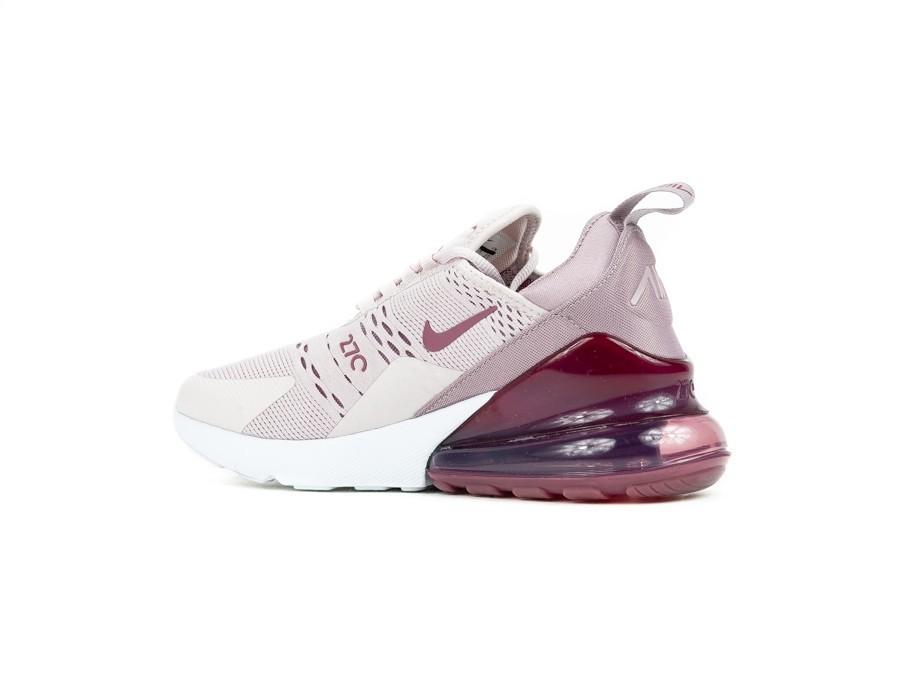 Ah6789 601 Nike Women Womens Air Max 270 Barely Rose