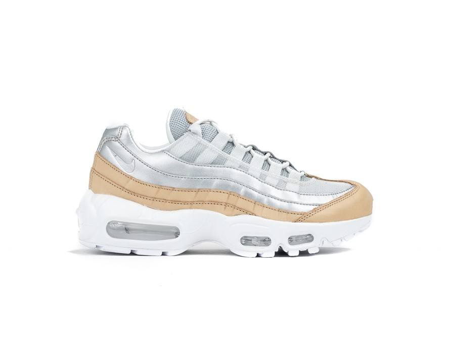 NIKE AIR MAX 95 SPECIAL EDITION PREMIUM WOMEN  PUR