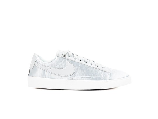 NIKE BLAZER LOW SE WOMEN  PURE PLATINUM PURE PLATI-AO1251-001-img-1
