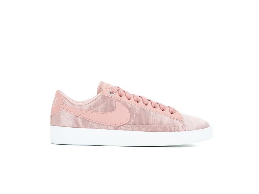 Sneaker Nike NIKE BLAZER LOW SE WOMEN  RUST PINK RUST PINK-WHIT