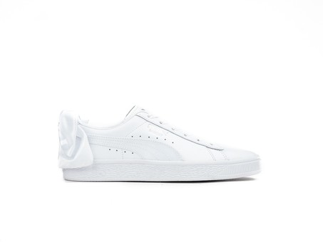 PUMA BASKET BOW WMNS WHITE