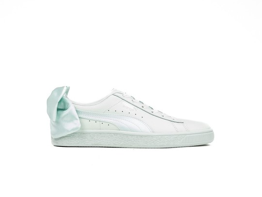 PUMA BASKET BOW WMNS BLUE FLOWER-367319-03-img-1