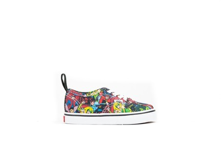 VANS AUTHENTIC ELASTIC (MARVEL)-VA38E8U41-img-1