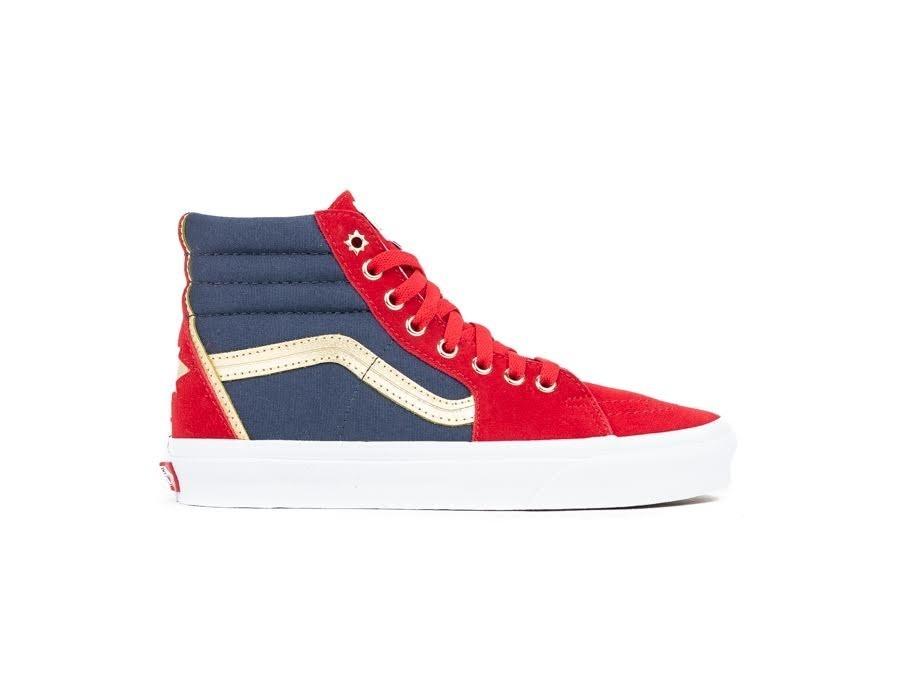 Zapatillas de niños New Balance 574 Avengers Capitan America