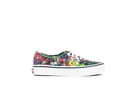 VANS AUTHENTIC  (MARVEL) MUL